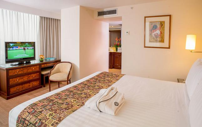 Junior Suite King Bed Hotel ESTELAR Miraflores Miraflores